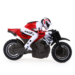 Wholesale Huanqi Toys - Wholesale- 2017 Huanqi 2.4GHz Off Road Mini Telecontrol Motorcycle High Speed Racing Car Toy