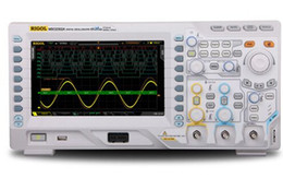 Wholesale Benchtop Oscilloscope - Wholesale-Free Shipping MSO2202A-S digital oscilloscope 200MHz 2 + 16 channels