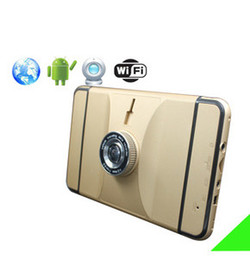 Wholesale Plus Navigator - Android GPS with wifi DDR 512M flash8G plus 1080P front camera load full Europe map or Navitel 9.1 for Russia