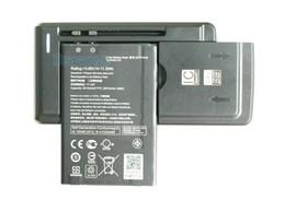 Caricabatterie asus zenfone online-1x 3010mAh / 11.58Wh Batteria di ricambio B11P1510 / C11P1510 + Caricatore universale per ASUS ZenFone Go TV ZB551KL X013DB