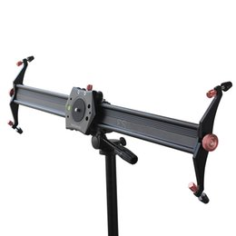 Wholesale Track Video Slider - Free Shipping for S3 90cm DSLR Camera Slider Dolly Track Video Stabilizer with 22lb 10kg Load Capacity with 4 Damping Adjustable Bearings