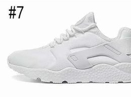 Wholesale White Sneakers Low Price - 2016 low price High Quality Air Huarache 3 Ultra Run Mesh Breathe Running Casual shoes Mesh Men Women's Huaraches Sneakers Size 36-44 Eur
