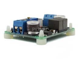 Wholesale 6v 2a Power Supply - DC 6V 12V 24V Adjustable Step up down Power Supply Module Boost Buck Voltage Converter Voltmeter Display 5-25V to 0.5-25V 25W 2A