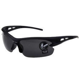 Wholesale Explosion Proof Sunglasses - 2016 Fashion Explosion-proof Sunglasses Outdoor Riding Glasses Motorcycle Battery Car Bicycle Sunglasses Men's Sunglasses PC Material