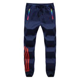 Wholesale Pants Fashion Casual Men Clothes - Wholesale-2016 New Fashion men pants Joggers casual pants men straight trousers Track Pants plus size Harem Pants men's clothing