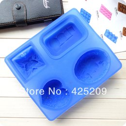 Wholesale Butterfly Jelly Silicone Mould - Butterfly love roses silicone mold   DIY handmade soap mold bakeware jelly soap pudding wholesale