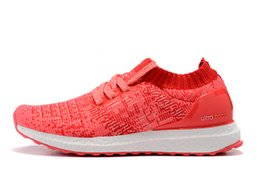 Wholesale Barefoot Trainers - New Ultra Boost Uncaged Women & women's Running Shoes Outdoor Barefoot Femme & Homme Trainer Walking Sneakers Size 36-39 Eur
