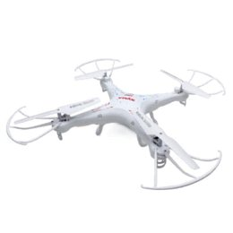 Wholesale Cheap Rc Helicopter - Syma X5 X5C X5C-1 Explorers New Version Without Camera Transmitter BNF RC Quadcopter Helicopter Cheap x5 display