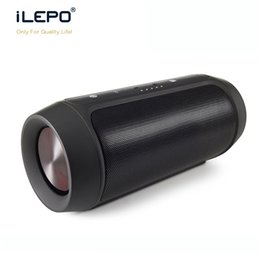 Wholesale Mini Portable Stereo Speaker Bluetooth - Best selling Charge 2 wireless bluetooth streaming speaker high-end quality stereo sound 1200mAh rechargerable battery waterproof subwoofer
