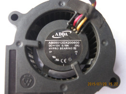 Wholesale Projector Cases - For Benq 5020 12V 0.15A AB05012DX200600 projector worm gear fan