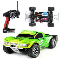 Wholesale Off Road Brushless Motor Car - Wltoys a969 buggy 1:18 high speed remote control car 4wd off-road vehicle rc cars juguetes dropshipping