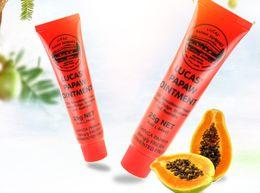 Wholesale free makeup products - Lucas Papaw Ointment Lip Balm Australia Papaya Hydrating Moisturizing Creams 25g Ointments Beauty Makeup Products DHL Free Shipping