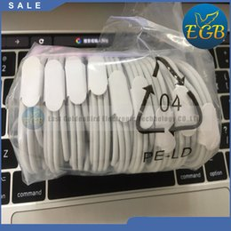 Wholesale Boxes For Ipad - 200PCS Newest 3.0mm AAAA Quality Metal Braided USB Data Sync Charger Cable For iPad iPhone 8 7 6s 6 plus X cable with retail box