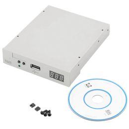 "Wholesale floppy disk usb - Wholesale- High Quality 3.5"" 1000 USB Floppy Disk Drive emulator Simulation 1.44MB Roland Keyboard white"
