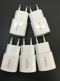 Wholesale China Apple Mobile - China mobile charger EU infinix wall chargers 1000MA high quality for infinix phone SAMSUNG HTC SONY HUAWEI