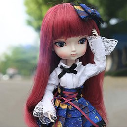Wholesale Dolls Clothes Bjd - BB girl sd doll bjd doll jointed doll resin toys 35cm including clothes ,shoes,hand perfect Christmas Gift for Girls