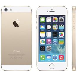 grátis iphone 5c desbloqueado Desconto Original Recondicionado Apple iPhone 5 iPhone5 Smartphone RAM 1G 16 GB / 32 GB / 64G WIFI 3G GPS em caixa Selada