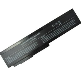 Wholesale Ion Stock - Wholesale-5200mah Laptop Battery For Asus A32-N61 A32-M50 A33-M50 N61J N61Ja N61jq N61jv N61 n61vg n61d A32 M50 M51 M60 M70 G51J G50v