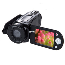 "Wholesale Recorder Fhd - Freeshipping 16MP 16x Zoom FHD 1080P Digital Video Recorder Camera 2.4"" LCD Camcorder DV"