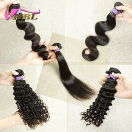 Wholesale Indian Hair Top Lace Closure - XBL Different Hair Style Virgin Human Hair Weave Peruvian Human Hair Weave Within Top Lace Closure