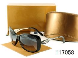 Wholesale Oversize Eyeglasses - lunettes de sol de marque Leisure women sunglasses Classic summer outdoor fashion brand eyeglasses oversize gafas retail original box