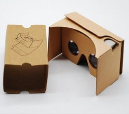 Wholesale Vr Reality - Virtual reality 3D stereo VR glasses box gift, very so hotsale VERY good QUALITY VRBOX packing box