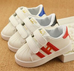 Wholesale Girls Sports Shoes Size 36 - Free Shipping 2016 Spring 21-36 Size Girls Boys Sneakers Kids Shoes Children Breathable Casual Sneakers Sports Shoes