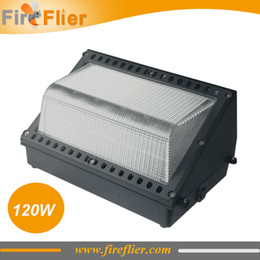 Wholesale Parking Cover - FREE SHIPPING 4pcs 50w exterior wall pack led 100w 150w as stairwell lighting 120w security lamp 40w 60w pc cover in parking garages