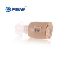 Wholesale Hearing Aids Prices - S-211 Feie New Arrivals 2016 Analog Mini Invisible Hearing Aid for Elderly Factory Price China Supplier