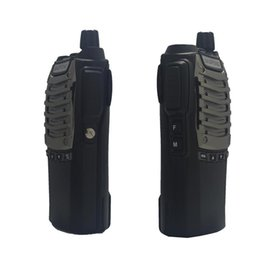 Wholesale High Power Ham Radios - Wholesale-Two Way BAOFENG UV8 8W High Power Professional handheld FM Transceiver Walkie Talkie Ham Two-Way Radio UV8 Dual Band Frequency