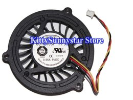 Wholesale Msi Cooler - For MSI EX600 EX700, GX400, PR600, VR200 VR201 VR601 Series CPU Cooler Fan,T&T 6010H05F PF3 5V 0.55A 3Wire