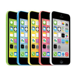 2019 apfel telefon 32gb 100% Refurbished Apple iPhone 5C Handy IOS8 4,0 Zoll IPS 8 GB / 16 GB / 32 GB entsperrt rabatt apfel telefon 32gb