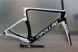 Wholesale Ems Carbon Fiber Bike - newest NK1K carbon road frame T800 carbon bicycle fiber UD matte  glossy road frame china many color for choose free shipping with ems