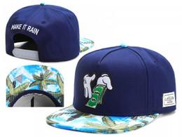 Wholesale Trees Snapback - Brand Snapback Cap Baseball Gorras Hat Casquette Bone For Men And Women Gorras Planas Hip Hop Trucker Caps Blue Tree Sky Cheap