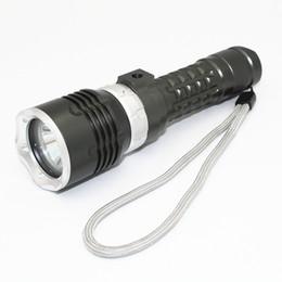 Torcia per immersione LED KC Fire CREE XM-L2 Torcia per immersione 1200LM 4 modalità luce Magnetic Rotate Switch Torch Power da interruttore rotante fornitori