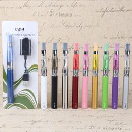 NOUVEAU ego starter kit CE4 atomiseur électronique cigarette électronique kit 650mah 900mah 1100mah batterie EGO-T blister cas Clearomizer E-cigarette Dhl ? partir de fabricateur