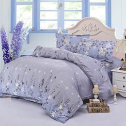 Wholesale Cotton Sheets Set King Size - home textile brick flannel comforter bedding-set sabanas 4 pcs of bed linen duvet cover bed sheet king size A16 Free shipping