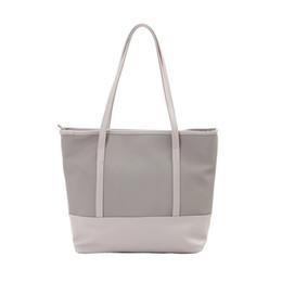 Wholesale Euro Style Bag - Retro new style oxford euro tote bags fashion diaper waterproof high-capacity handbag oxford tote bag carrier bag