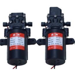 Wholesale 12v Automatic Water Pump - 2PCS Electric Centrifugal Water Pump 12V DC Water Pump High Pressure Micro Diaphragm Water Pump Automatic Switch