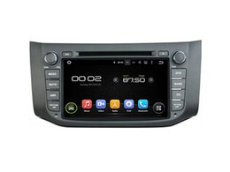 Wholesale Nissan Sylphy Dvd - 8'' Quad Core Android 5.1 Car DVD Player For Nissan SYLPHY   B17  Sentra 2012 2013 2014 With Radio Stereo Multimedia GPS