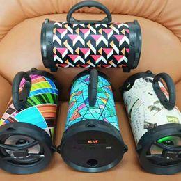 Wholesale Mini Speaker Portable Bike - JDA-068 Outdoor Bluetooth Speaker Music Wireless Sports Portable Subwoofer For Bike Car