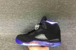 Wholesale Canada Pvc - Wholesale Air Retro 5 V Canada Raptors Men Women Athletics Basketball Shoes AAAA High Quality Size USA 5.5 13.5 Sneakers Fashion