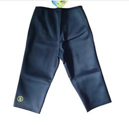 Wholesale Hot Pants Bikinis - Wholesale-HOT Sell Super Stretch Neoprene Slimming Pants Body Shapers Control Pants, Super Stretch Neoprene Slimming Pants