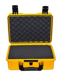 Wholesale Hard Plastic Carrying Cases - Wholesale-water-resistant hard plastic carry case M2200