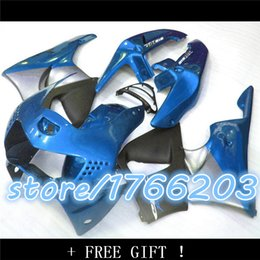 Wholesale honda cbr919 fairing - For CBR900RR 98-99 Fairing CBR 900 RR 1998-1999 blue Plastic Bodywork Set ABS Fairing CBR 900RR CBR900RR 900 919 CBR919
