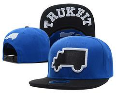 Wholesale Trukfit Order - Trukfit Snapback hats , Classic hip hop bboy skateboard cap New Fashion Trend men & women baseball caps without min order hot selling !
