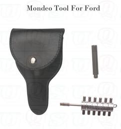 2019 hu64 lock pick Frete Grátis 6 Cut Tibbe Decoder Para Ford Mondeo E Jaguar, Ford Tibbe Escolha FERRAMENTAS LOCKSMITH fechaduras de bloqueio definir o bloqueio da porta chave de bloqueio de bloqueio da porta