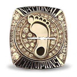 Wholesale Gold University Ring - New Arrival 2017 NCAA basketball national champions North Carolina State University sale replica championship rings