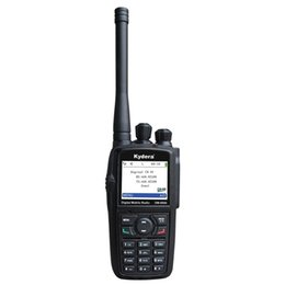 Wholesale Voice Sms - Kydera DM-8600 Walkie Talkie UHF 400-480 5W 512CH Contacts SMS VOX Voice Encryption Color LCD FM Radio Digital&Analog A7233A