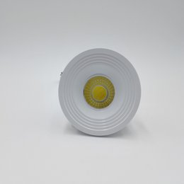 Wholesale Round Cabinet Knobs - Dimmable 10pcs lot Mini led downlight 5W cabinet lamp LED Star light CE RoHS Certified,LED Ceiling Spot Light